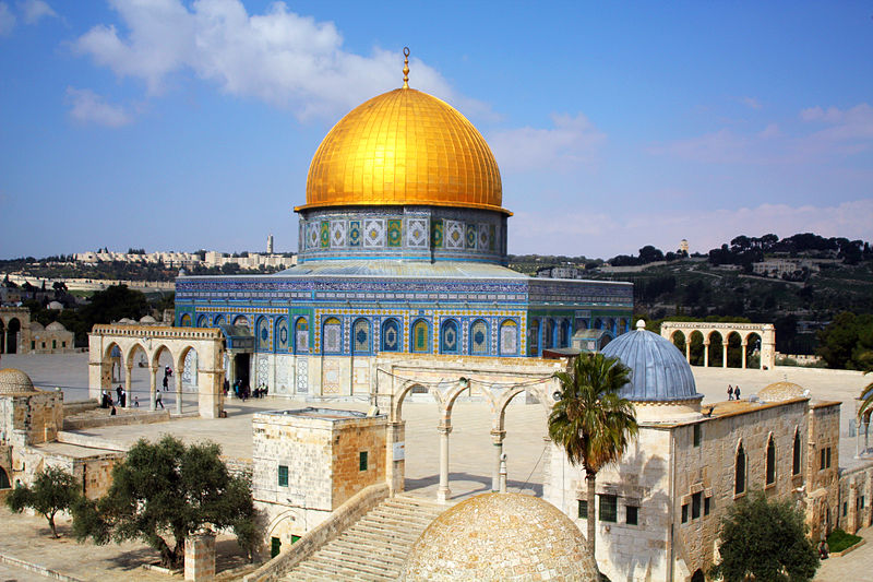 The Holy land - Trip to Israel