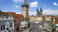 Czech Republic Spa And Heritage