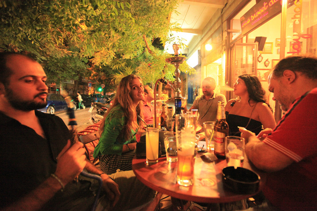 Where to Enjoy the Nightlife in Greece