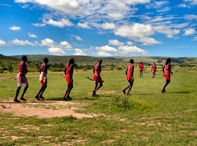 Kenya: The Land of Physical Fitness