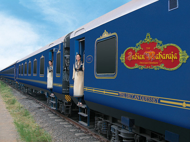 All Aboard the Deccan Odyssey for Adventures in India