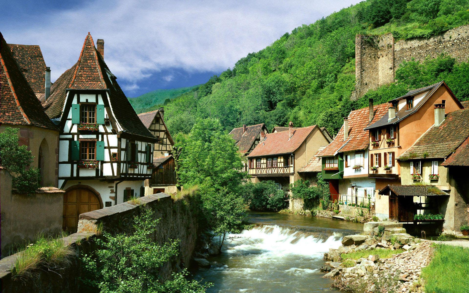 The Mystical Europe
